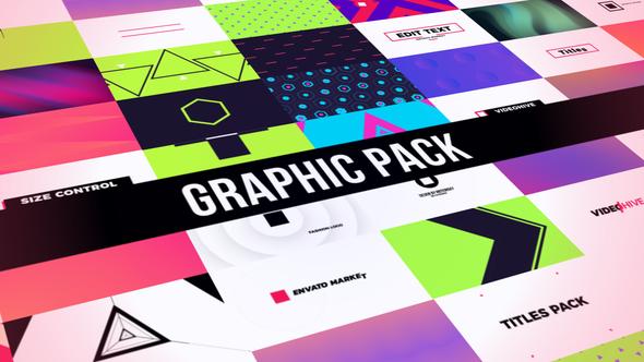 Creative Graphic Pack | Premiere Pro