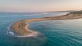 sunrise in Possidi Cape beach - PhotoDune Item for Sale
