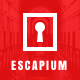 Escapium - Escape Room Game HTML Template - ThemeForest Item for Sale