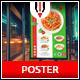 Italian Restaurant Poster - GraphicRiver Item for Sale