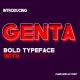 Genta - GraphicRiver Item for Sale