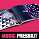 Music Band Pack: Presskit + A3 Poster Template - GraphicRiver Item for Sale