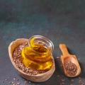 Linseed oil on dark - PhotoDune Item for Sale