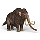 Mammoth Elephant - 3DOcean Item for Sale