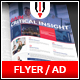 Corporate Flyer / Magazine AD - GraphicRiver Item for Sale
