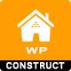 Construct - Construction WordPress Theme - ThemeForest Item for Sale