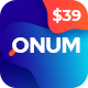 Onum - SEO & Marketing Elementor WordPress Theme - ThemeForest Item for Sale
