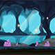 Game Background Cave - GraphicRiver Item for Sale