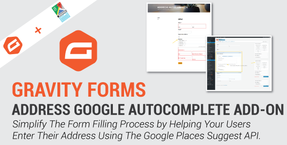 Gravity Forms Address Google Autocomplete Download