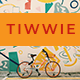 Tiwwie – Creative Business & Pop Art PowerPoint Template - GraphicRiver Item for Sale