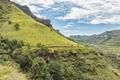 Hiker on the Tugela Gorge hiking trail - PhotoDune Item for Sale