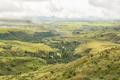 Areal view of the Mahai, Tugela river and Bonjaneni township - PhotoDune Item for Sale