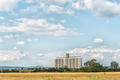 Grain silos in Dewetsdorp in the Free State - PhotoDune Item for Sale