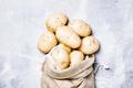 Fresh potatoes - PhotoDune Item for Sale