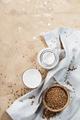 Vegan Buckwheat plant based milk - PhotoDune Item for Sale