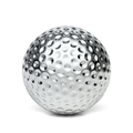Silver golf ball - PhotoDune Item for Sale