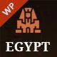 Egypt - Museum & Exhibition WordPress Theme - ThemeForest Item for Sale