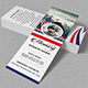Funeral Bookmark Template for ARMY - GraphicRiver Item for Sale