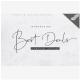 Best Deals | Signature Typeface - GraphicRiver Item for Sale