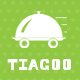 Tiagoo - Online Food Delivery HTML Template - ThemeForest Item for Sale
