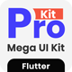 Prokit - Biggest Flutter 2.0 UI Kit - CodeCanyon Item for Sale