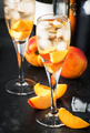 Bellini, alcoholic cocktail with sparkling wine - PhotoDune Item for Sale
