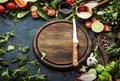 Fresh healthy food cooking or salad making ingredients - PhotoDune Item for Sale