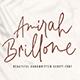Amirah Brillone - GraphicRiver Item for Sale