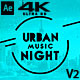 Urban Music Night v2 - VideoHive Item for Sale