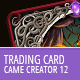 Trading Card Game Creator - Vol 12 - GraphicRiver Item for Sale