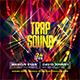 Trap Sound Flyer - GraphicRiver Item for Sale