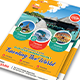 Holiday Travel Vacation Flyer Template - GraphicRiver Item for Sale