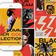 Carinae Instagram Templates - GraphicRiver Item for Sale