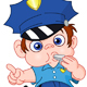 Young Policeman - GraphicRiver Item for Sale