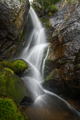 Water Stream collapses among Huge Mossy Granite Rocks - PhotoDune Item for Sale