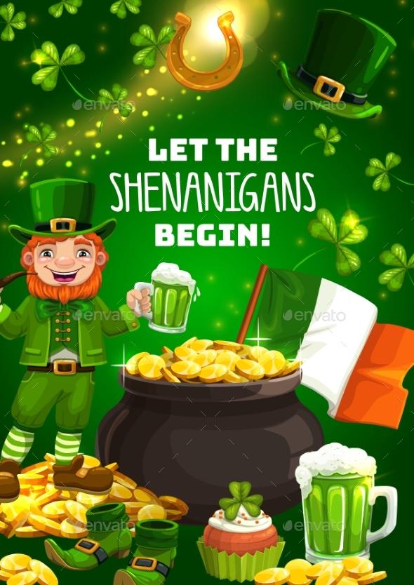 St. Patricks Day Symbols