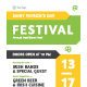 St. Patrick's Party Poster Template - GraphicRiver Item for Sale
