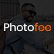 Photofee - Portfolio HTML 5 Template - ThemeForest Item for Sale