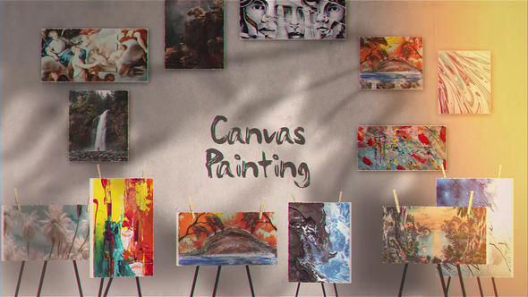 Canvas Painting Gallery