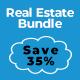Real Estate Flyer & Post Card Bundle - GraphicRiver Item for Sale