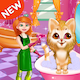 Crazy Cat Hair Salon Game For Kids + Ready For Publish - CodeCanyon Item for Sale