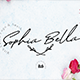 Sophia Bella Signature VOL.3 - GraphicRiver Item for Sale