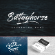 Battaghorse   Handbrush Font - GraphicRiver Item for Sale