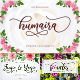 Humaira   Modern Calligraphy - GraphicRiver Item for Sale