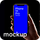 Phone 11 Mockup - GraphicRiver Item for Sale