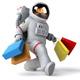 Fun Astronaut - GraphicRiver Item for Sale