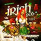 Irish Pub Party Flyer - GraphicRiver Item for Sale