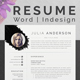 Clean Resume - GraphicRiver Item for Sale