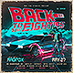 Back to the 80's Party Flyer - GraphicRiver Item for Sale