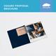 Square Proposal Brochure - GraphicRiver Item for Sale